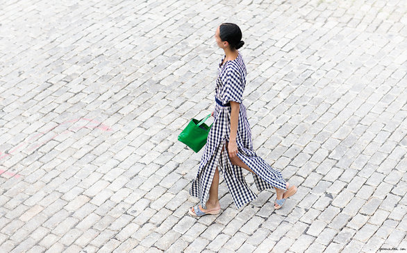 Will our love of gingham ever end?