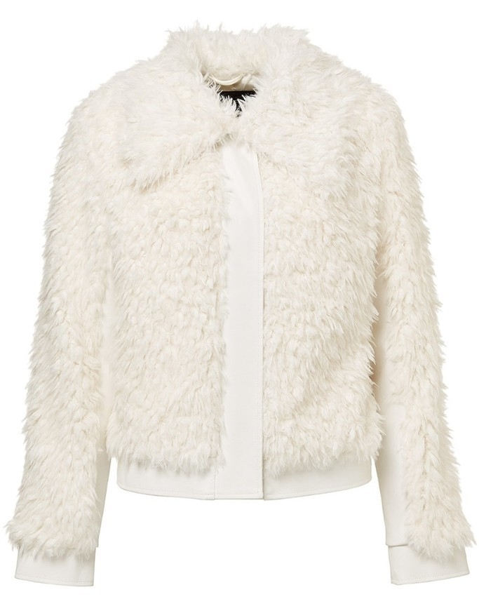 UnrealFur The Fudge Jacket Outerwear