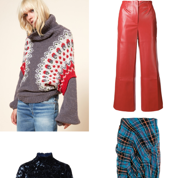 New Arrivals To Warm You Up For Holiday Shopping