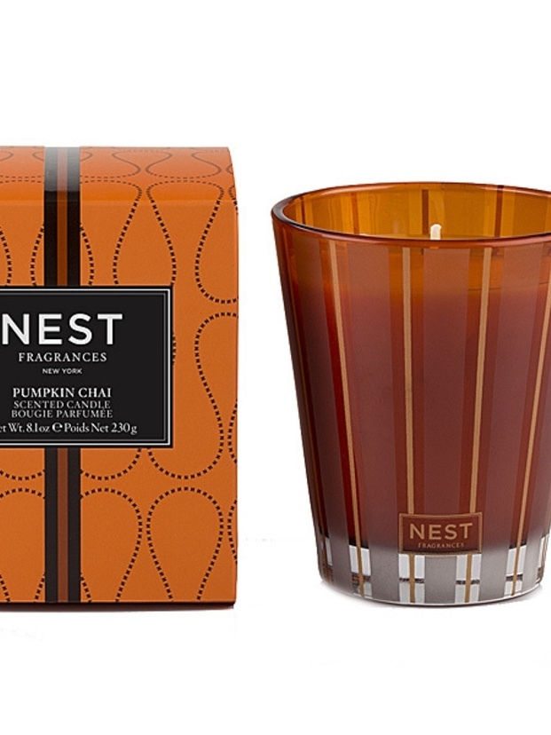 NEST Fragrances Pumpkin Chai Candle - 8oz