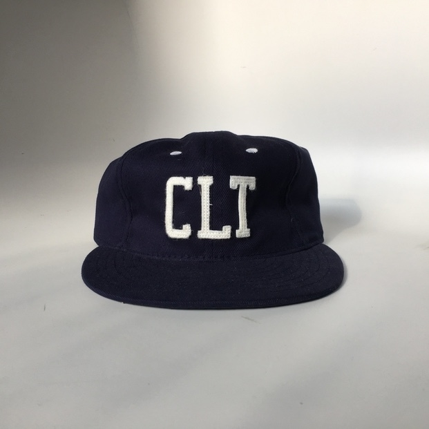 Ole Mason Jar CLT Navy Hat Men's