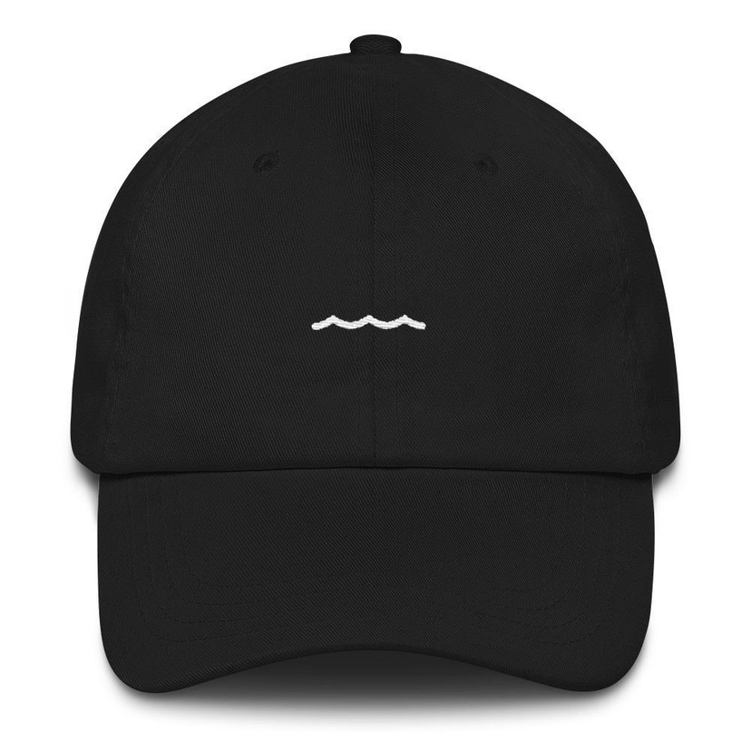Ole Mason Jar NJC Wave Black Dad Hat