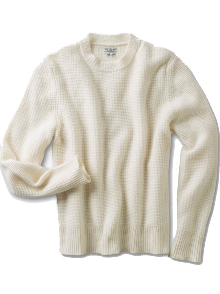 OOBE KNOTT STITCH CREW SWEATER (Originally $228) Men's Sale