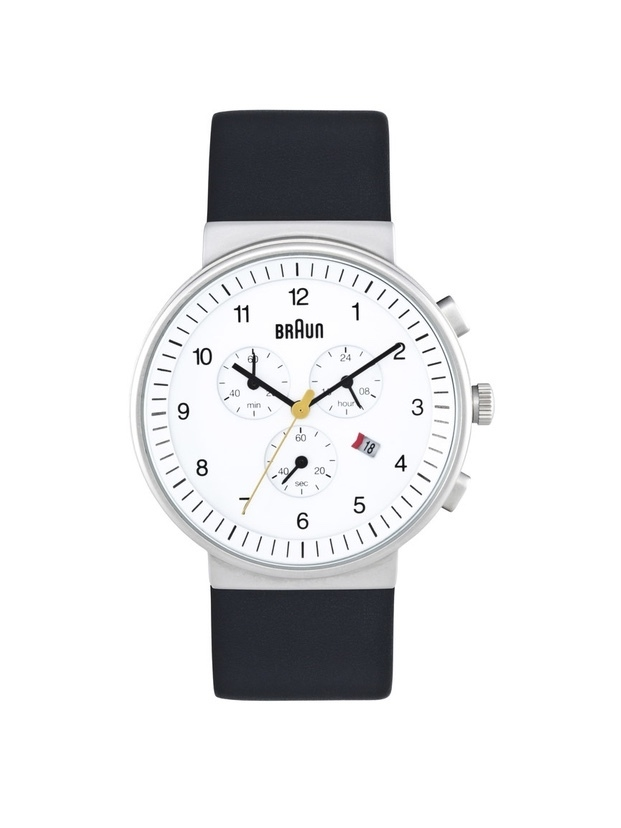 Braun CLASSIC CHRONOGRAPH ANALOG WATCH Men's