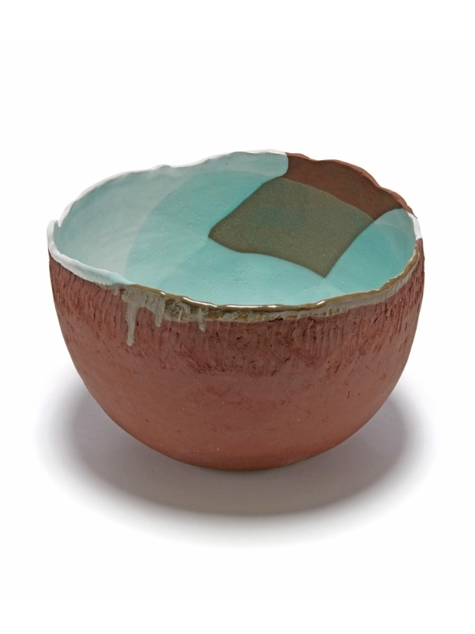 Lizzie Fortunato Large Dipped Bowl Home decor