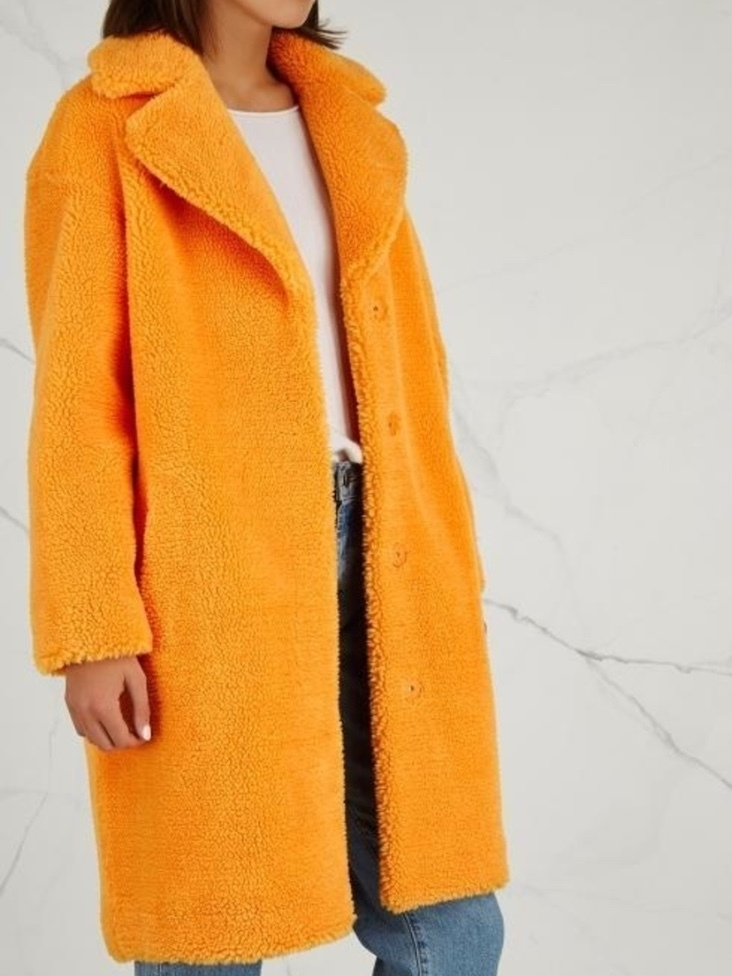 Stand Stand Camille Cocoon Coat (+More Colors) Outerwear