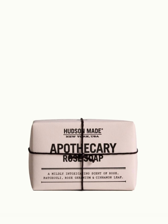 Hudson Made NY Hudson Made Apothecary Rose Soap Health & beauty
