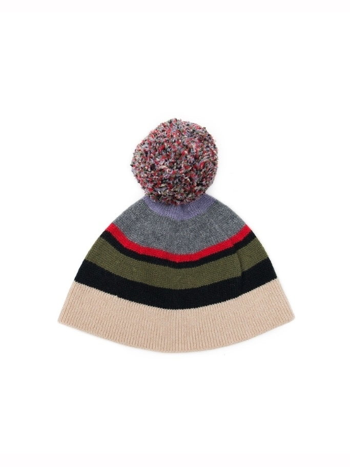 Saved New York Saved New York Pom Pom Hat Accessories