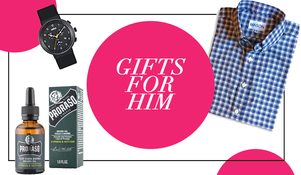 HA GIFT GUIDE: For Him
