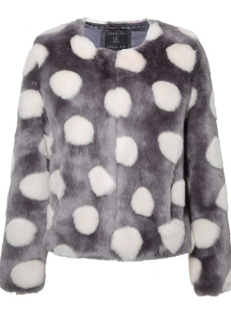 UnrealFur Bubbles Jacket