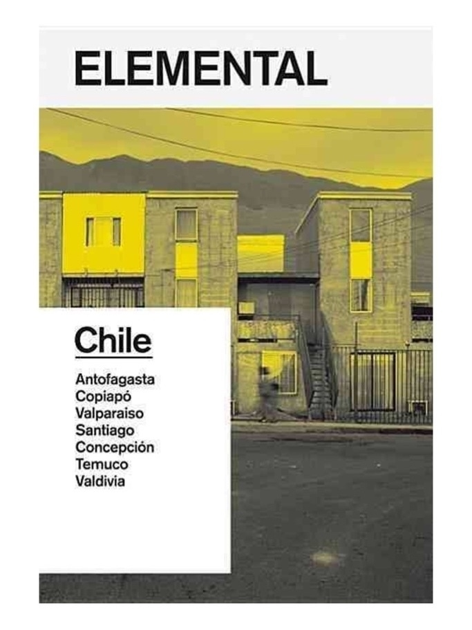 Art Books Alejandro Aravena: Elemental Lifestyle