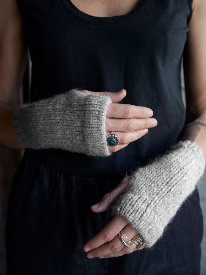 M.Patmos Marden Fingerless Gloves Accessories
