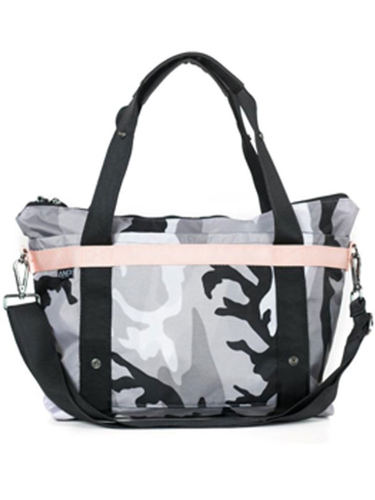ANDI ANDI Winter Camo and Pink Small Bag Bags