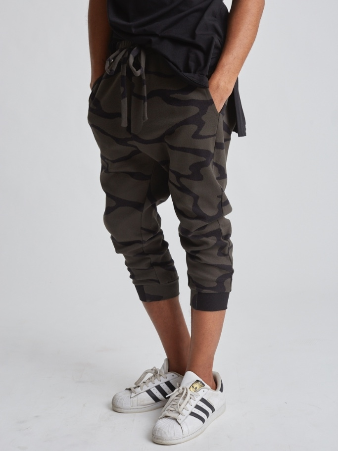 Twenty Tapered Camo Jogger - Graphite (Originally $220) Men's Sale