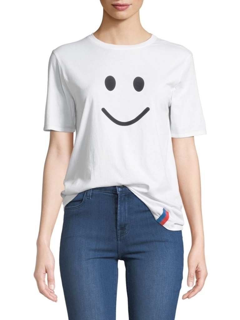 Kule The Modern Smile Tee Tops