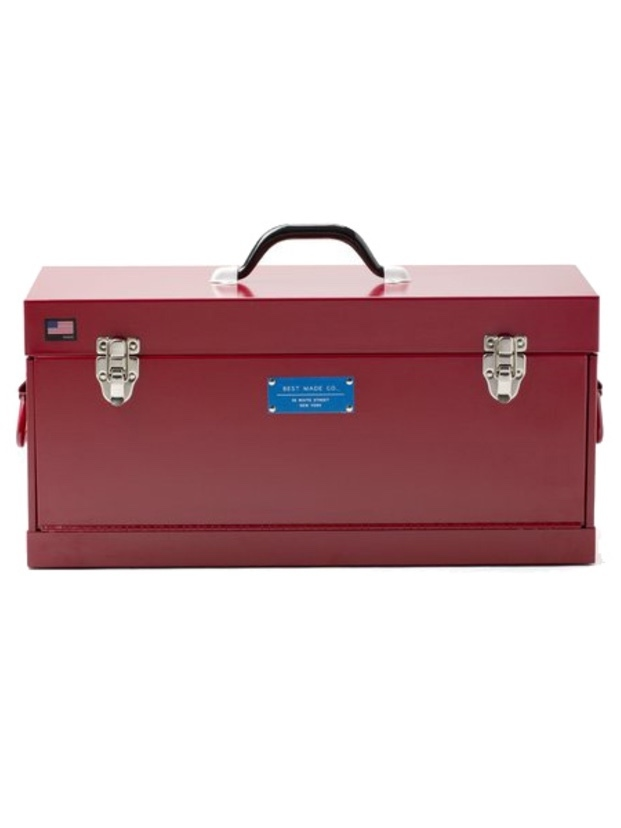 Best Made Company FRONT LOADING TOOLBOX Men's