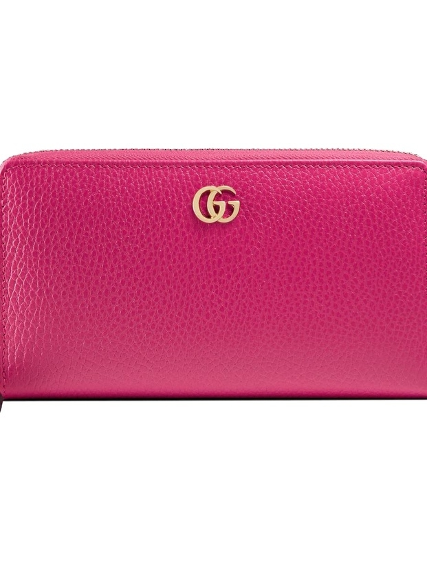 Gucci Zip Around Wallet in Pink Bags Gifts