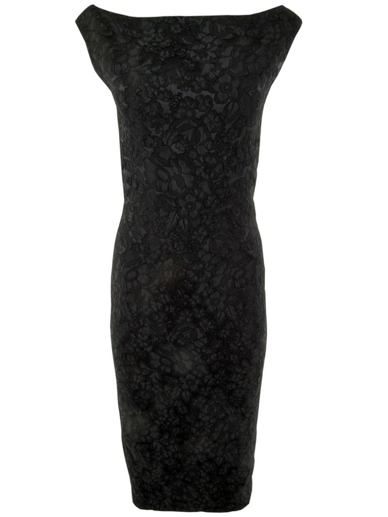 Norisol Ferrari Norisol Ferrari Mrs Black Dress Dresses