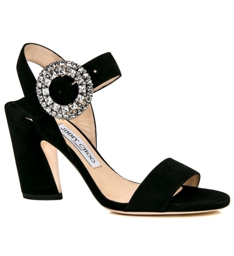 Jimmy Choo Jimmy Choo Black Mischa Shoes