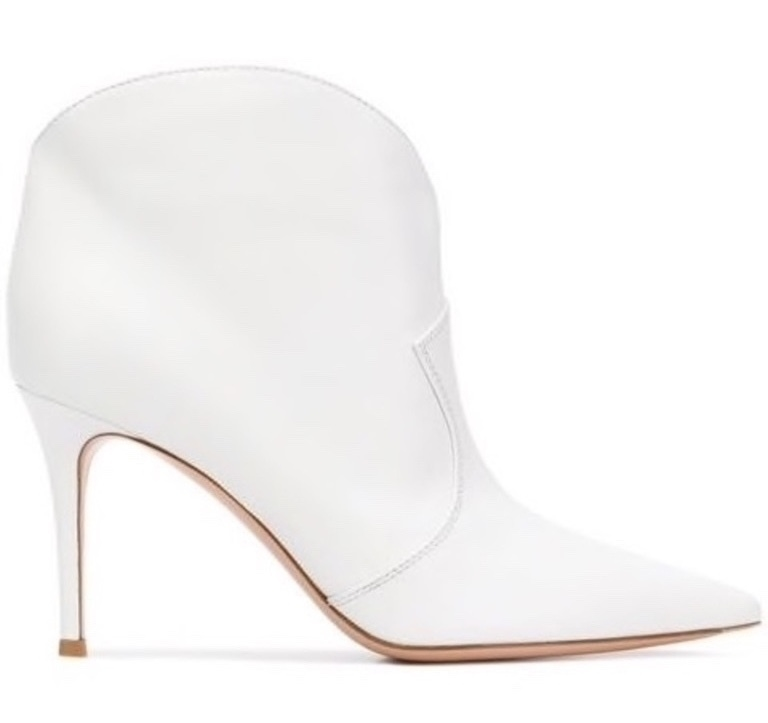Gianvito Rossi Gianvito Rossi - Pointed Ankle Boots Shoes
