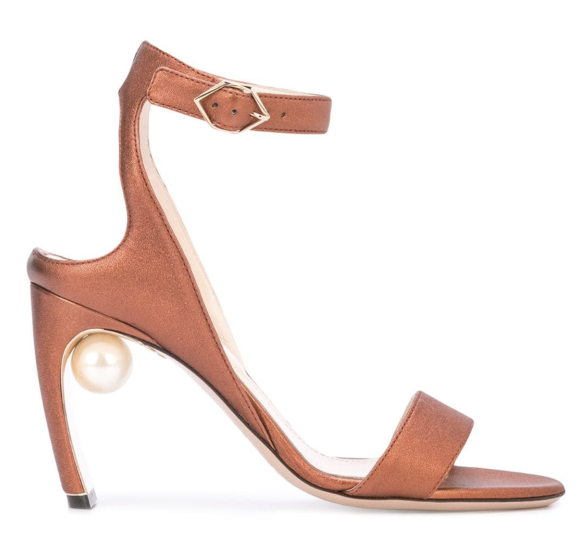 Nicholas Kirkwood Lola Pearl Sandal (Originally $815) Sale Shoes