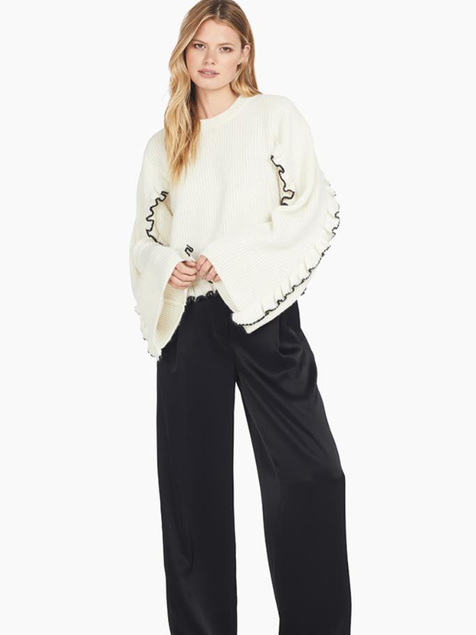 ELEVEN SIX Cara Sweater Tops