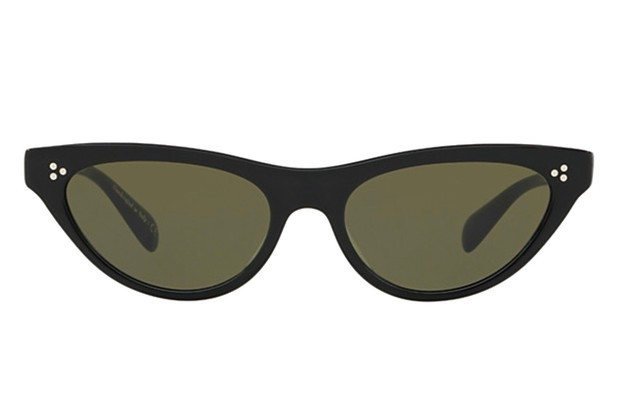 Oliver Peoples Zasia Sunglasses in Black (Originally $385) Accessories Gifts Sale