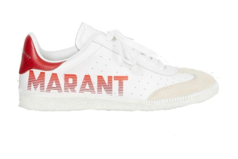 Isabel Marant Étoile Bryce Marant Sneakers (Originally $455) Gifts Sale Shoes