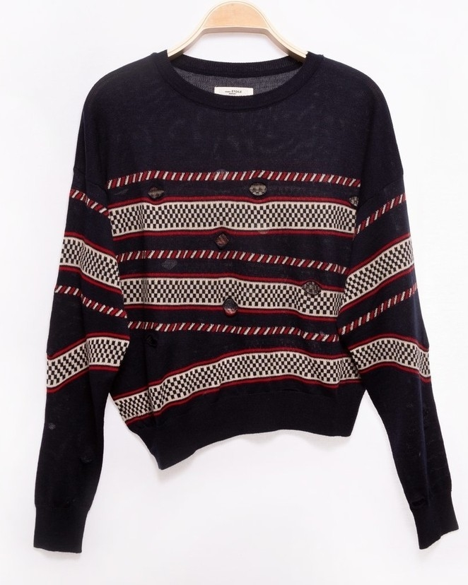 Isabel Marant Étoile Casey Sweater (Originally $440) Sale Tops