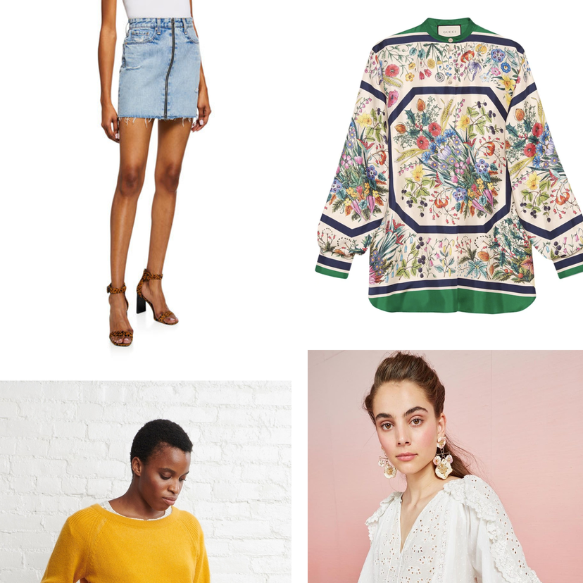New Arrivals to propel you through the second half of Fashion Month...