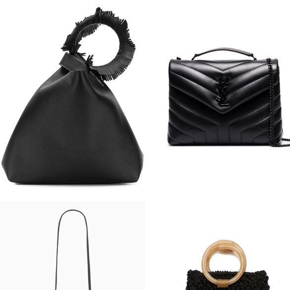 26 Little Black Bags To Take You From Work to Dinner (And Beyond)