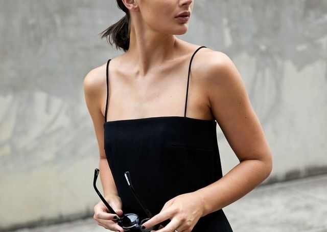 ICYMI: Black can be totally spring (and summer) worthy...