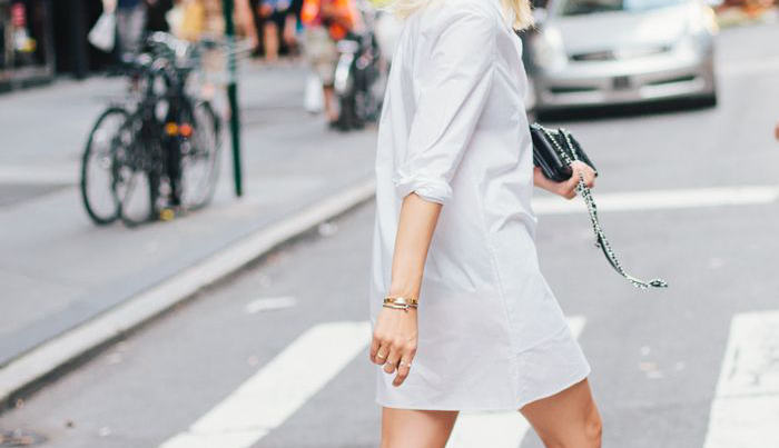 The shirt dress—one of fashion's great secret weapons
