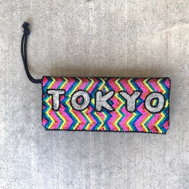From St. Xavier Tokyo Clutch Bags