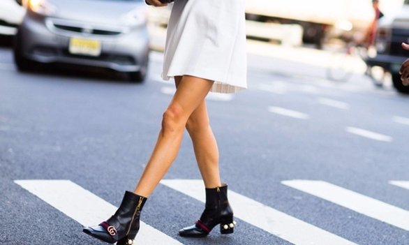 4 Dress + Heel Combos That Won't Let You Down
