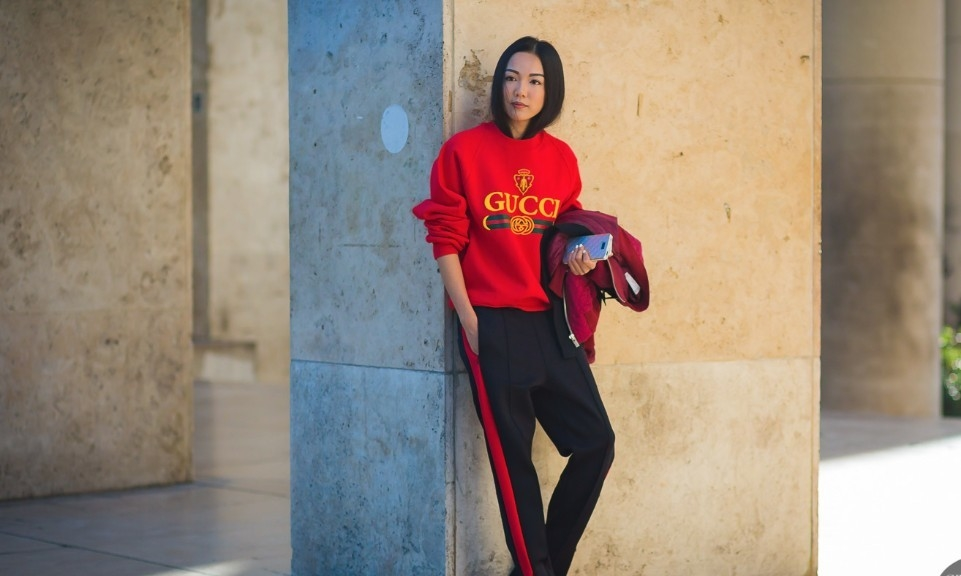Will our love affair with the humble sweatshirt ever end?