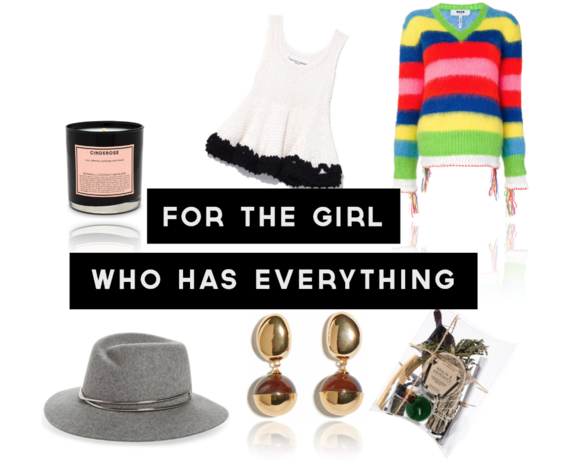 HA HOLIDAY GUIDE: Gifts for Your Ultra-Stylish BFF