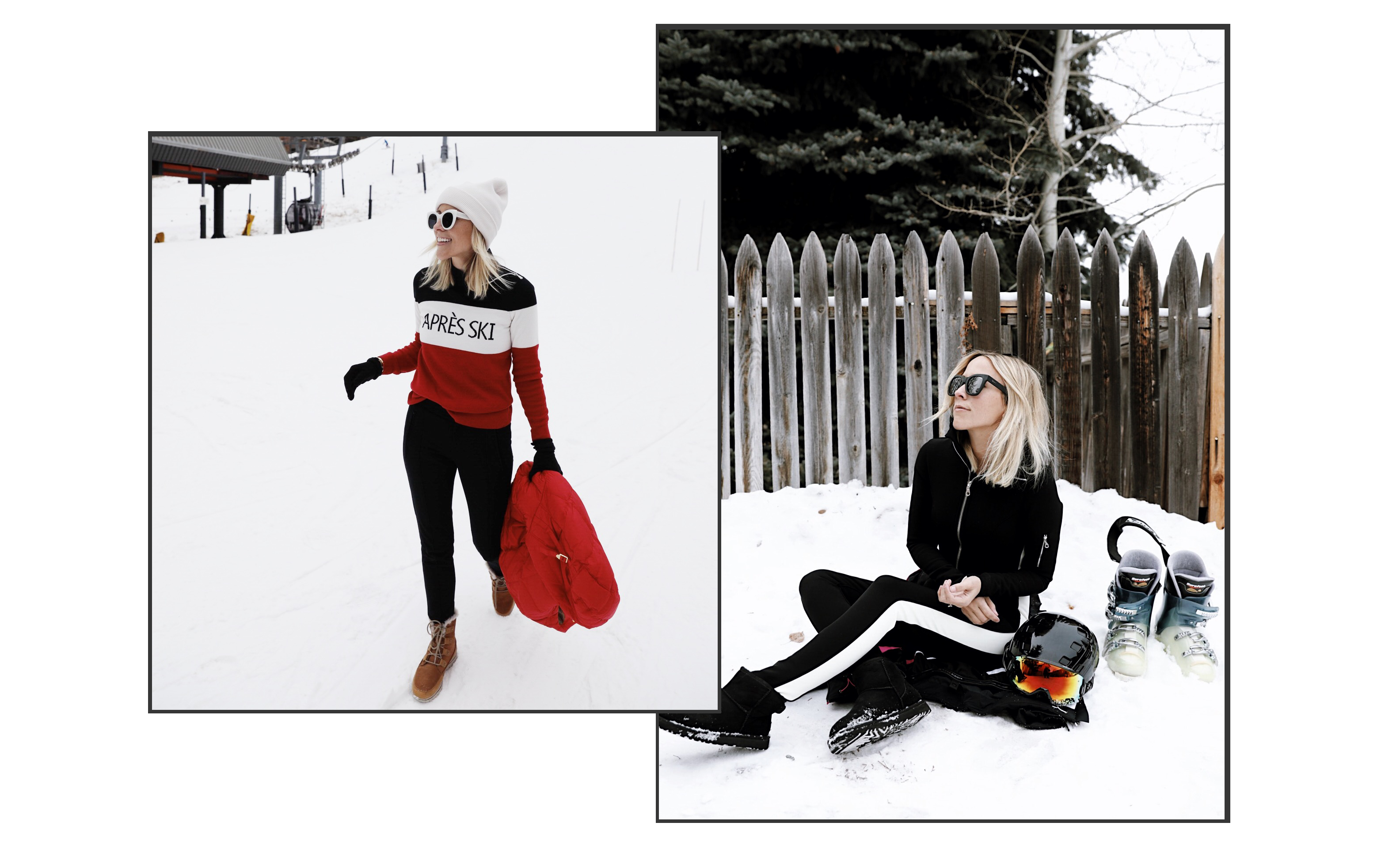 Get That Après-Ski Look (Without Actually Hitting the Slopes)