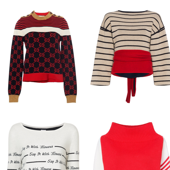 16 Statement Knits We'll Be Wearing All Month Long