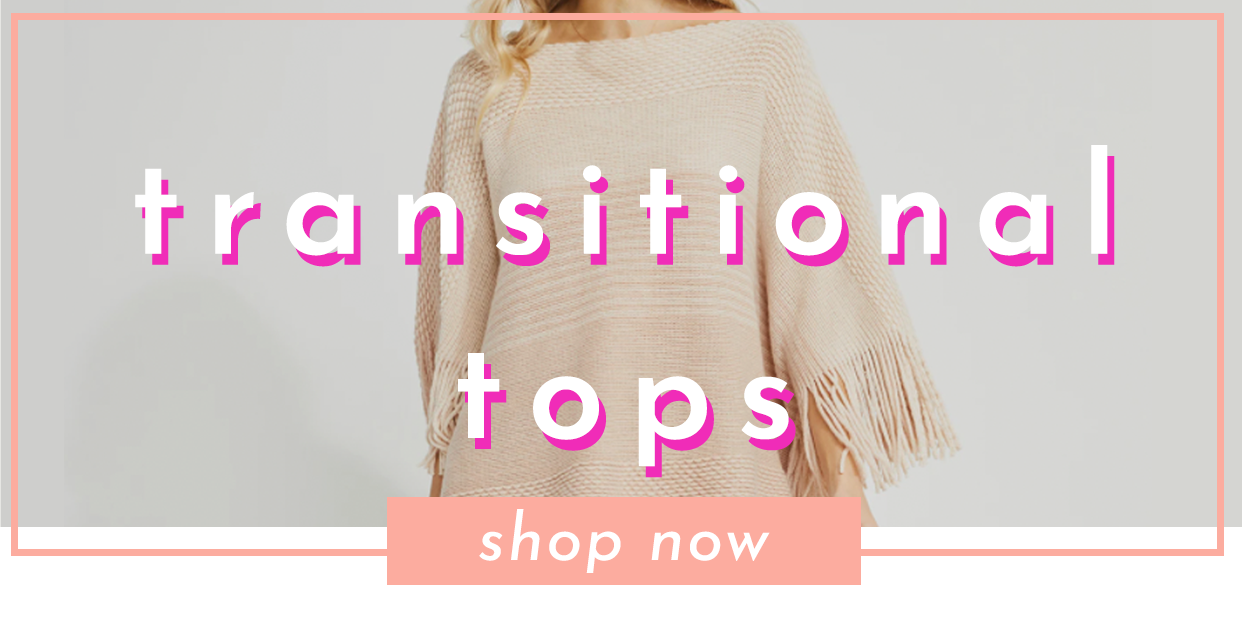 transitional tops