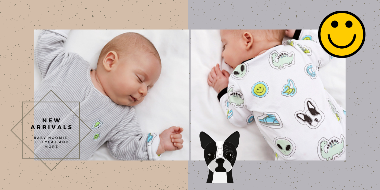 New arrivals in baby & kids