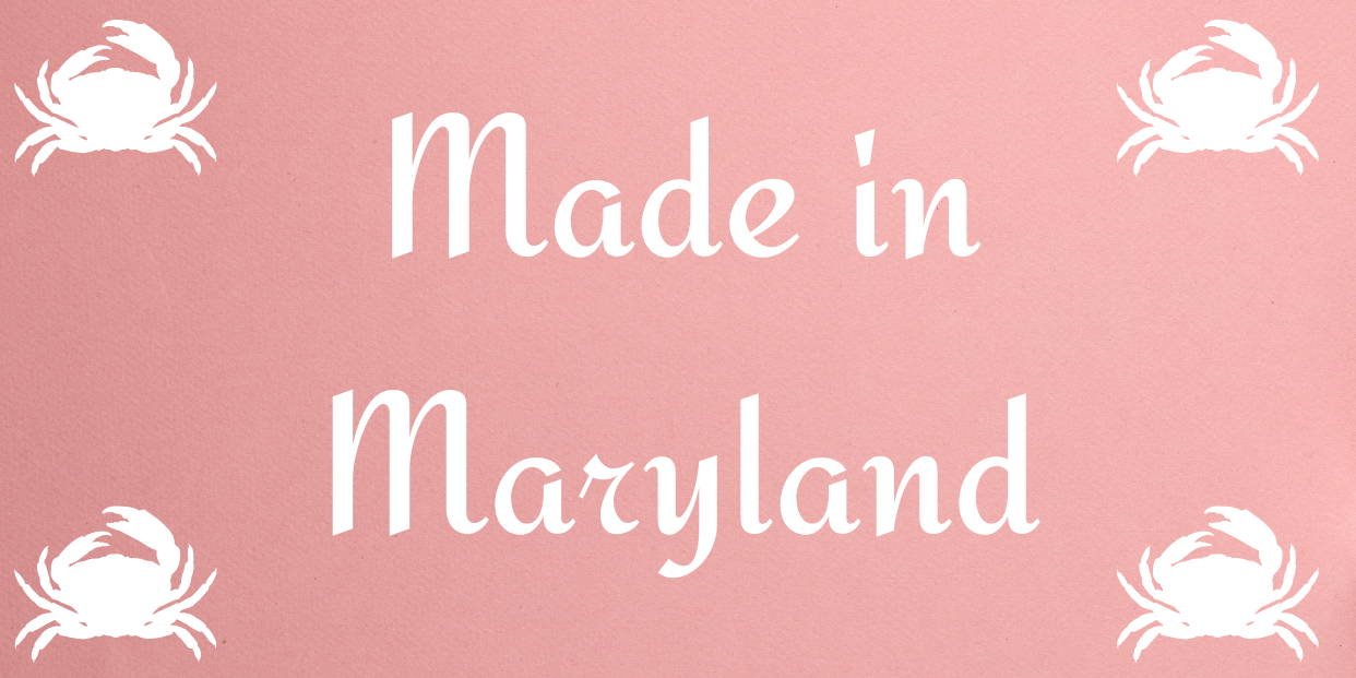 Big 3x made in maryland