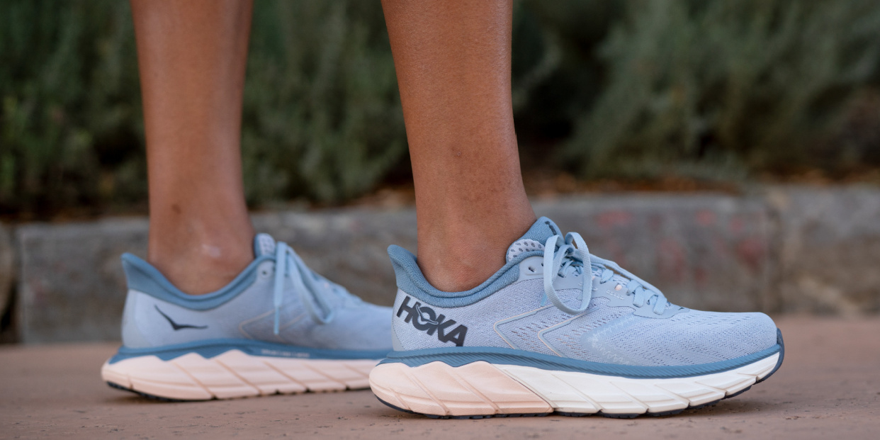 SPRING HOKA ONE ONE ARE HERE