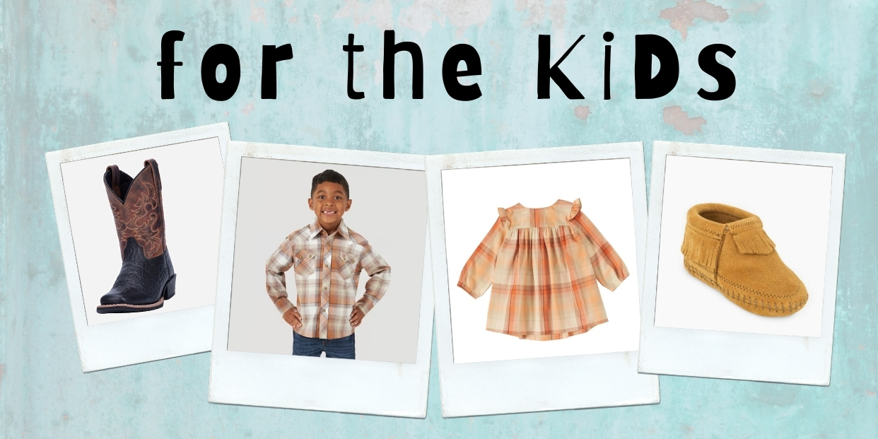 Outfits & Other Goodies for the Little Ones!