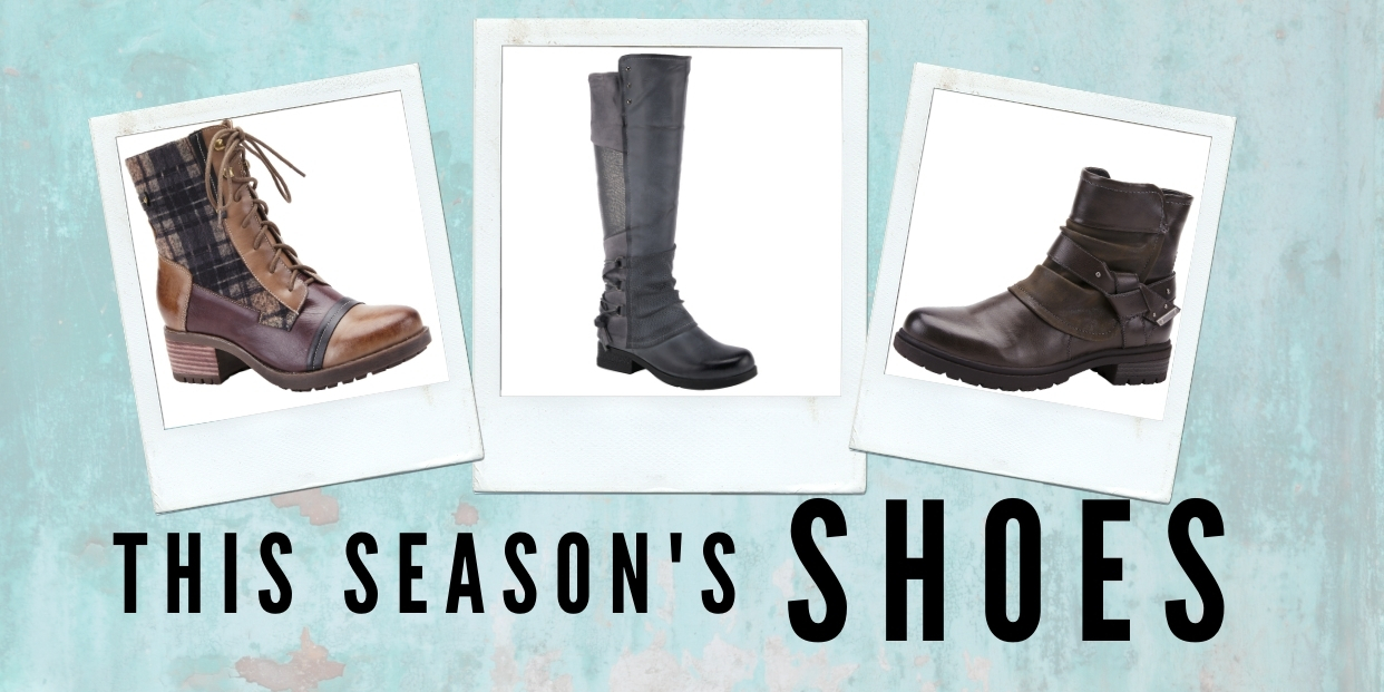 All Our New Shoes for Late Summer into Early Winter