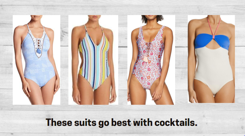 Put on a Pretty Suit, Grab a Cocktail, and Get on with your Badself.