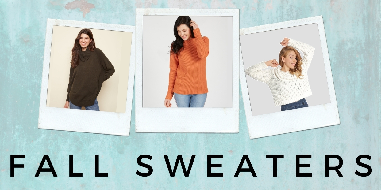 Cozy & Cute Options for the upcoming Fall!