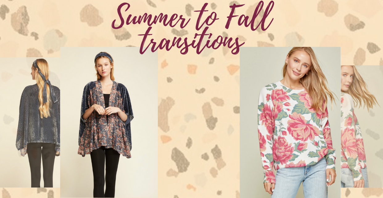 Fall Transitions