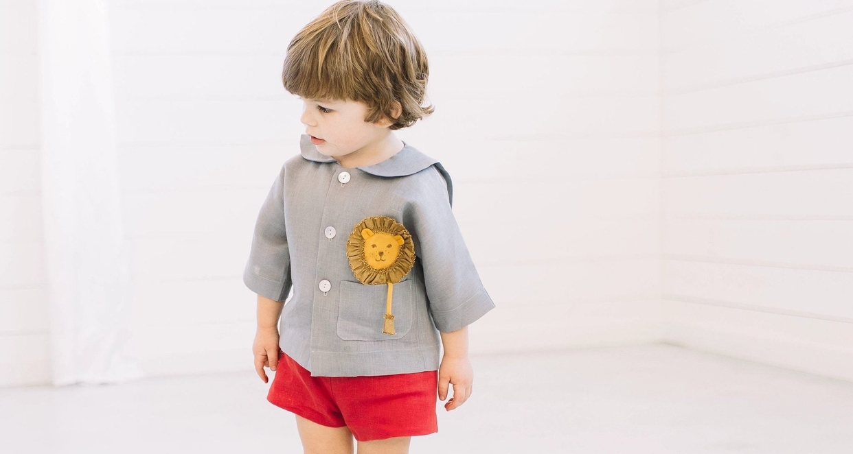 Big 3x lion in my pocket littlegoodallcom luxury baby clothing southern boys clothing traditional baby clothes smocked boy outfits designer baby clothing high end childrens clothing 3 1024x1024 2x