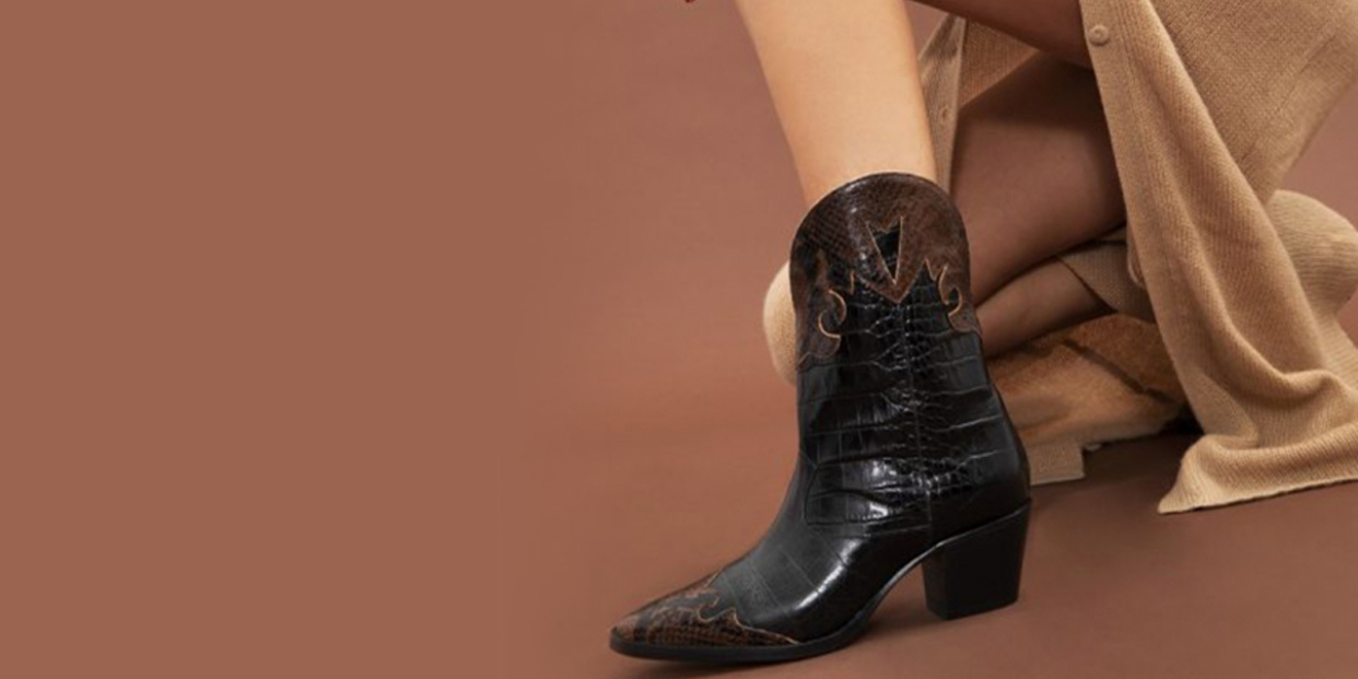 Big 3x roan boots collection